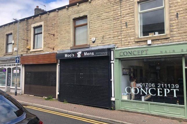 Thumbnail Retail premises to let in 24 Kay Street, Rawtenstall