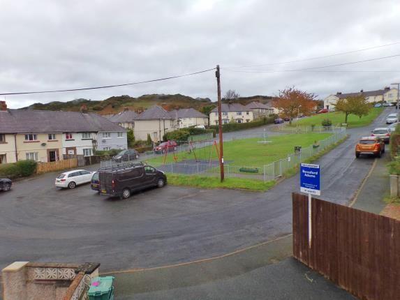 Front Views of Plas Newydd, Deganwy, Conwy, Conwy LL31