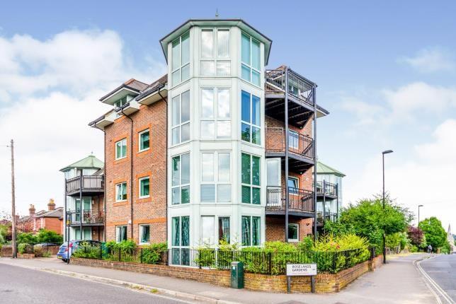 Thumbnail Flat for sale in 51 Highfield Lane, Southampton, Hampshire