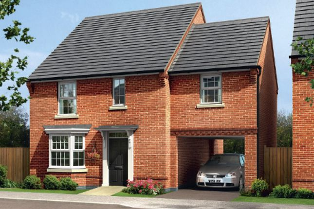 "Thumbnail Detached house for sale in ""Hurst"" at Laurels Road, Offenham, Evesham"
