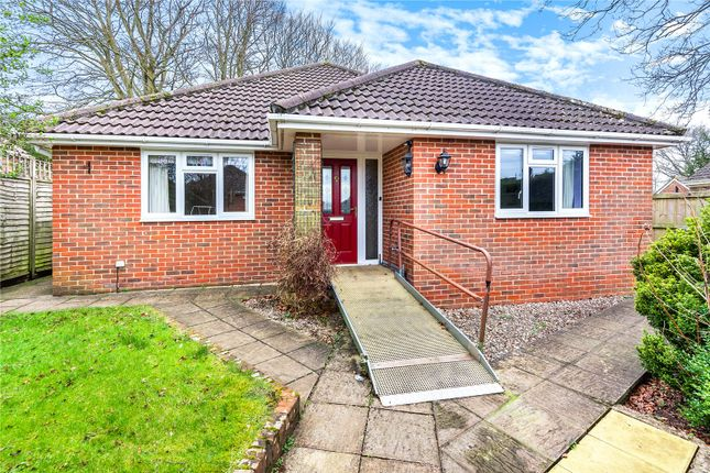 3 bed bungalow for sale in Yarnhams Close, Four Marks, Alton GU34