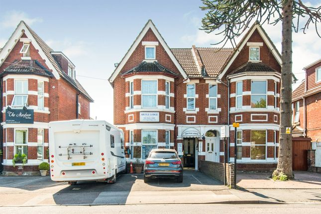 Thumbnail Detached house for sale in Landguard Road, Shirley, Southampton