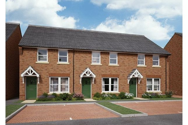 Thumbnail 3 bed end terrace house for sale in 40% Shared Ownership - Great Oldbury, Stonehouse