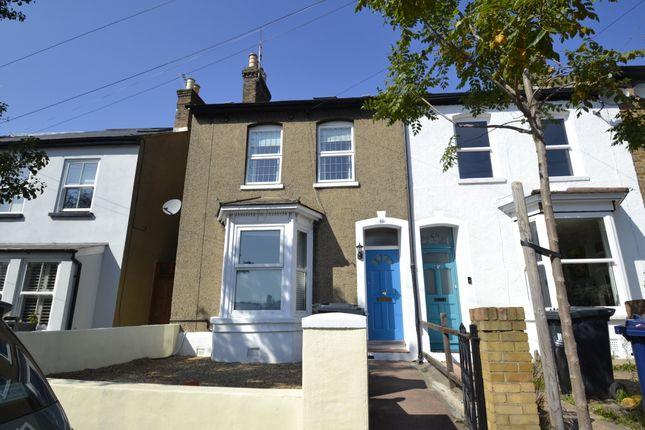 Thumbnail End terrace house for sale in Rosebank Road, London