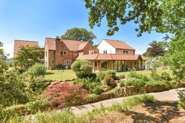Thumbnail Detached house for sale in Duffield, Belper, Derbyshire