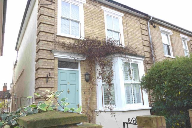 Thumbnail Semi-detached house to rent in Alpe Street, Ipswich, Suffolk