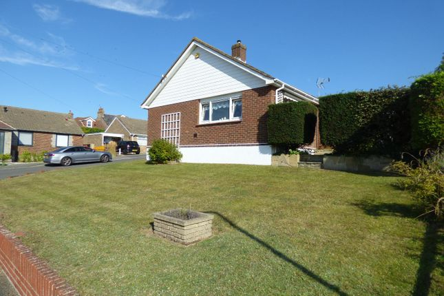 Thumbnail Detached bungalow for sale in Downside, St. Margarets Bay, Dover