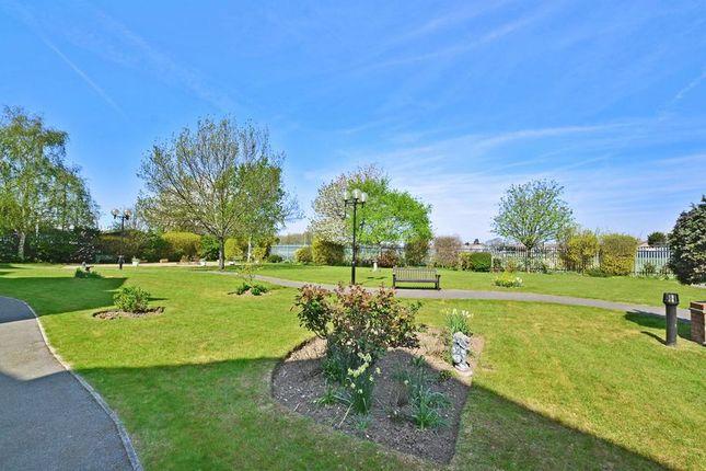 Communal Gardens of Cromwell Lodge, Barking IG11