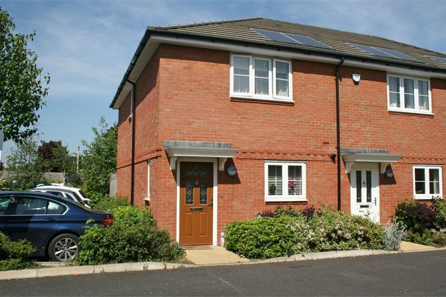 Thumbnail End terrace house for sale in Barra Wood Close, Hayes