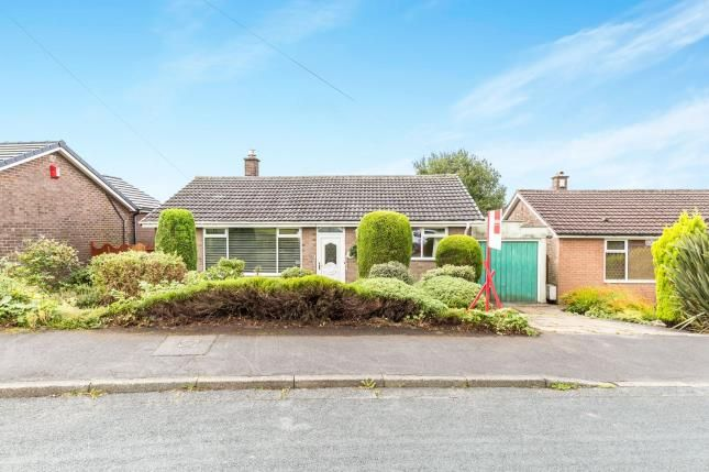 Thumbnail Bungalow for sale in Carter Fold, Mellor, Blackburn, Lancashire