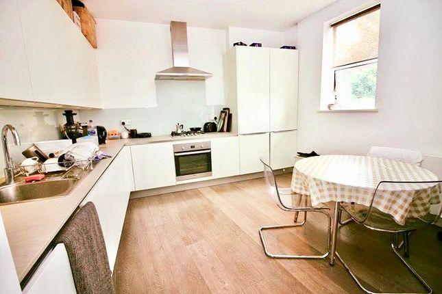 Thumbnail Flat to rent in Amersham Road, New Cross