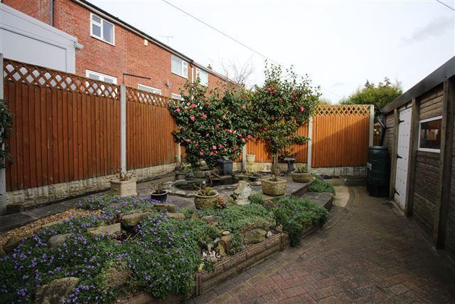 Garden of Roehampton Rise, Brinsworth, Rotherham S60