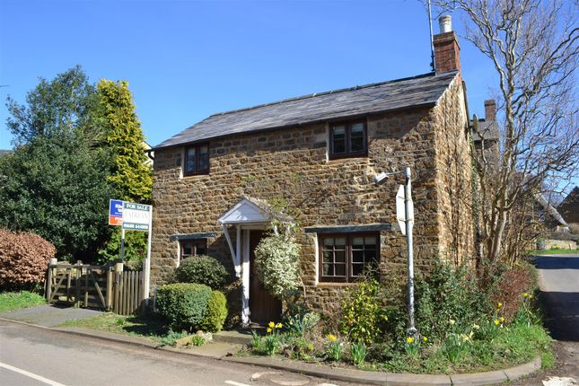 Thumbnail Cottage for sale in Sibford Road, Hook Norton, Banbury