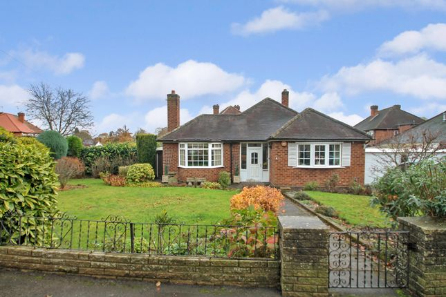 3 bed detached bungalow for sale in Haseley Road, Solihull