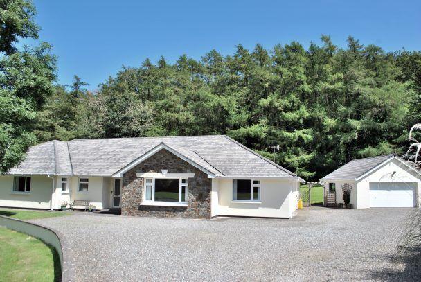 Thumbnail Detached house for sale in Grianane, Glen Auldyn, Lezayre