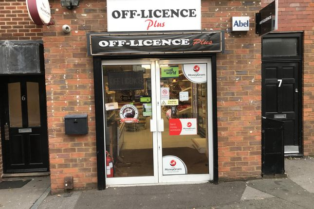 Thumbnail Retail premises for sale in Milton Road, Swindon