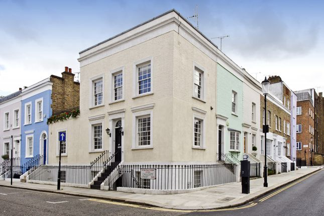Thumbnail Property for sale in Callcott Street, London