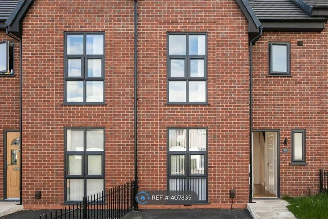 Thumbnail End terrace house to rent in Weaste Lane, Salford