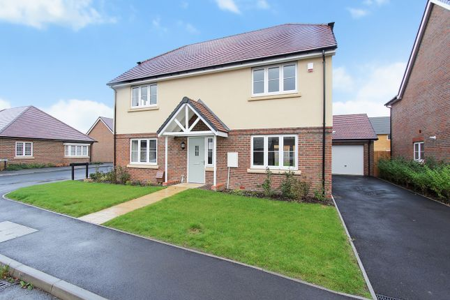 Detached house for sale in Beach Gardens, Waterbeach, Cambridge