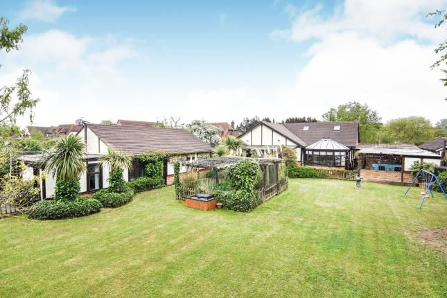 Thumbnail Bungalow for sale in Pitsea, Basildon, Essex