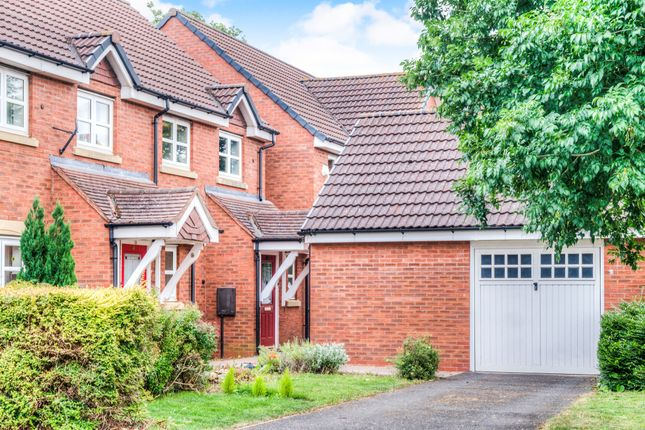 Thumbnail End terrace house for sale in Park Lane, Lower Quinton, Stratford-Upon-Avon