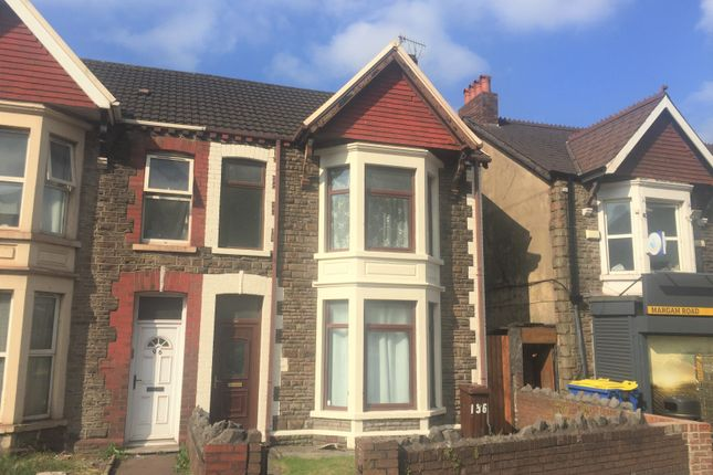 Thumbnail Semi-detached house to rent in Margam Road, Margam, Port Talbot