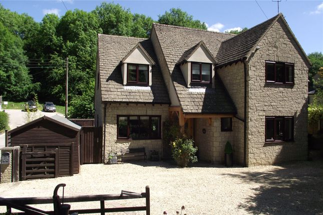 Thumbnail Detached house for sale in Cranham, Gloucester, Gloucestershire