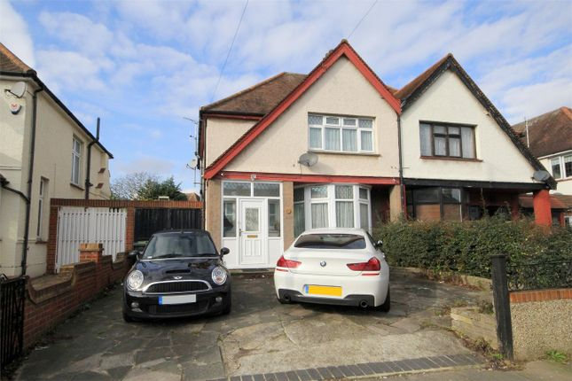 Thumbnail Semi-detached house to rent in Halstead Road, London