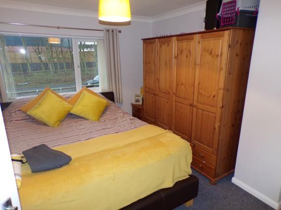 Bedroom One of Langstrath Road, Clifton, Nottingham, Nottinghamshire NG11