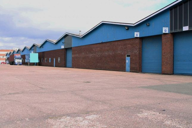 Thumbnail Industrial to let in Block A Bay 5, Bescot Estate, Wednesbury