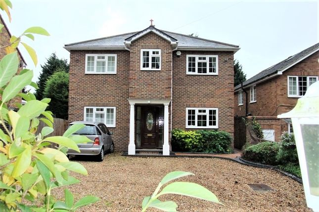 Thumbnail Detached house to rent in Old Watford Road, Bricket Wood, St.Albans