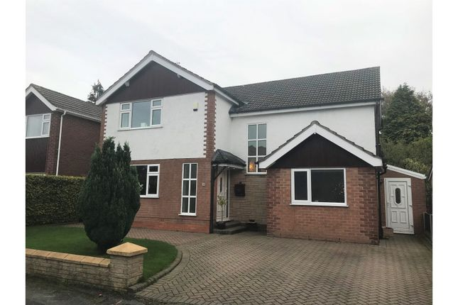 Thumbnail Detached house for sale in Sidmouth Grove, Cheadle Hulme