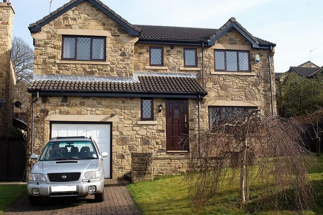 Thumbnail Detached house to rent in Goodwood Close, Shotley Bridge, Consett