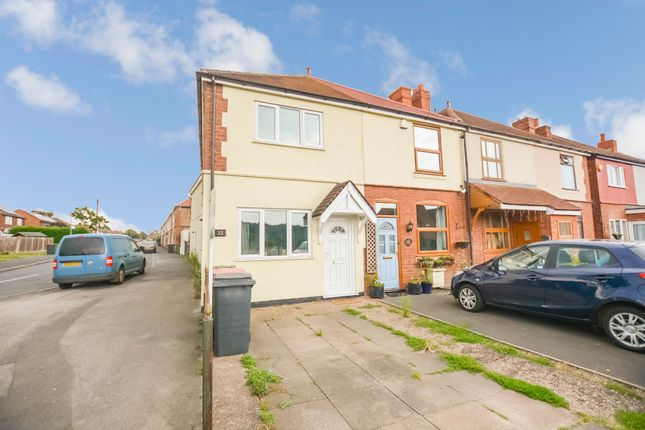 Thumbnail End terrace house to rent in Station Road, Polesworth, Tamworth