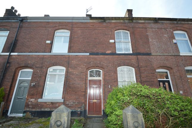 Thumbnail Terraced house to rent in Nipper Lane, Whitefield, Manchester