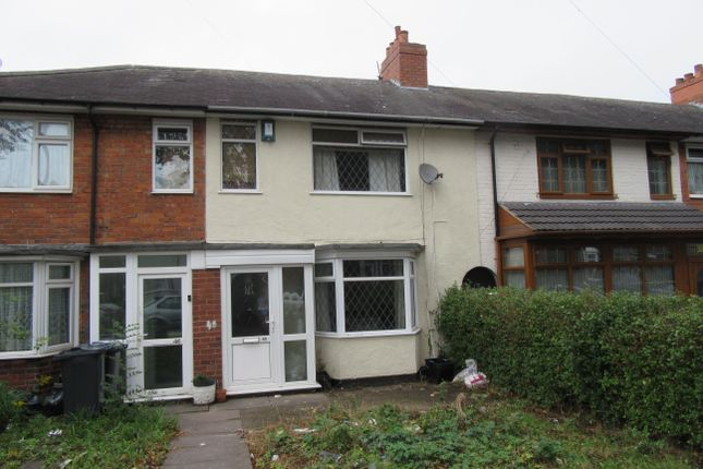 Thumbnail Shared accommodation to rent in Shawhill Road, Alum Rock, Birmingham, West Midlands