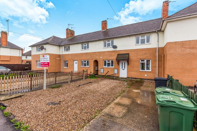 3 bed terraced house for sale in Manor Road, Loughborough