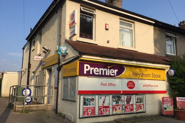 Thumbnail Retail premises for sale in 52 Middleton Road, Lancashire