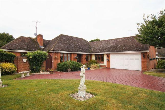 Thumbnail Detached bungalow for sale in Cherrymeade, Benfleet, Essex