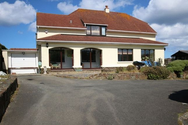 Thumbnail Detached house for sale in Church Road, Port E Vullen, Ramsey, Isle Of Man