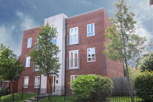 Thumbnail Flat to rent in Blythe Court, Greenhead Street, Burslem, Stoke-On-Trent