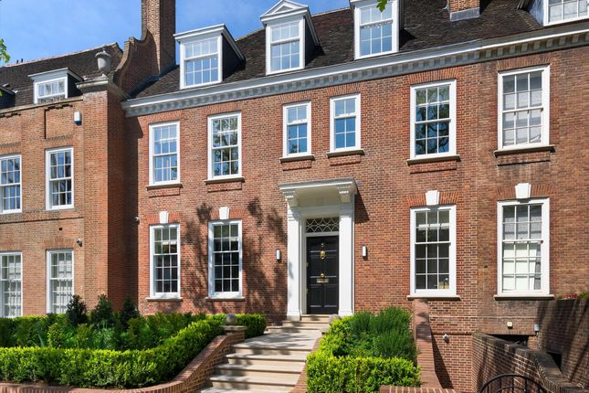 Thumbnail Terraced house for sale in Ilchester Place, Holland Park, London W14.