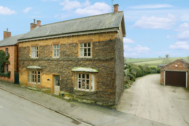 Thumbnail Farmhouse for sale in East Gate, Hallaton