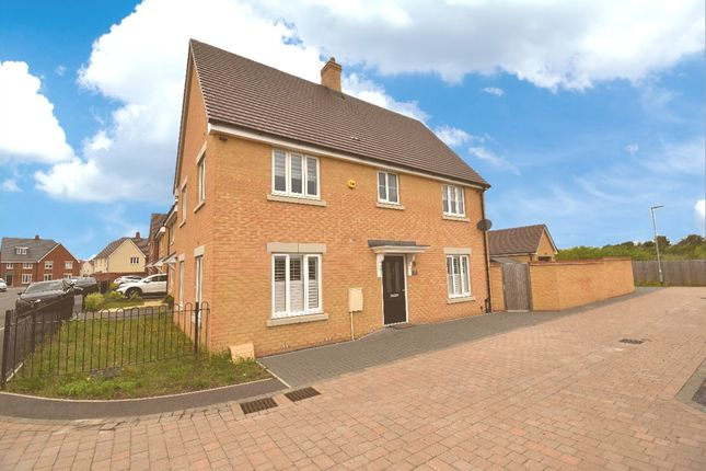 Thumbnail Detached house for sale in Smyth View, Biggleswade