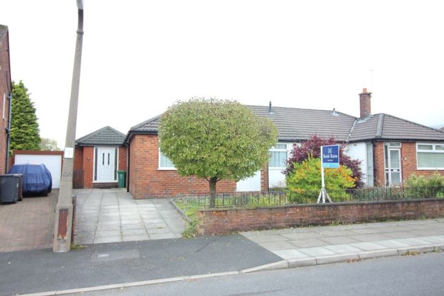 Thumbnail Bungalow to rent in Hawthorn Avenue, Ramsbottom, Bury