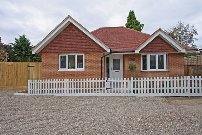 Thumbnail Detached bungalow for sale in Hawkhurst Road, Cranbrook