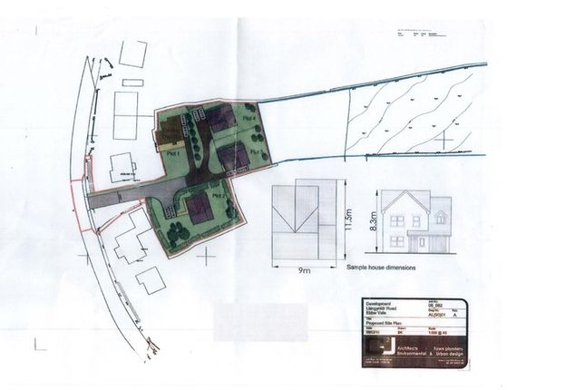 Thumbnail Property for sale in Llangynidr Road, Beaufort, Ebbw Vale