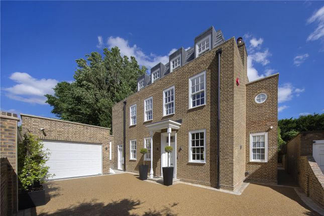 Thumbnail Property for sale in The Lane, St John's Wood, London