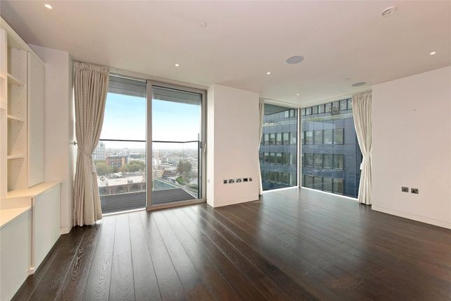 Thumbnail Flat for sale in The Heron, 5 Moor Lane, London