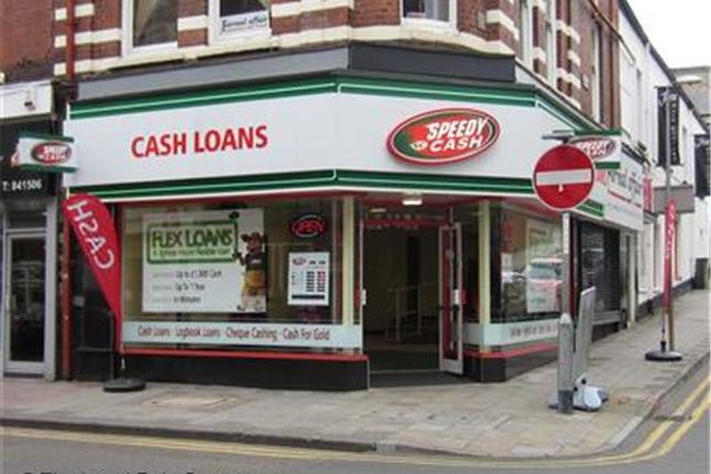 Thumbnail Retail premises to let in 135, Commercial Street, Newport, UK